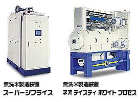 無洗米製造装置